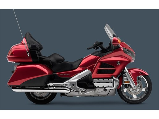 2017 Honda Gold Wing ABS Candy Red Photo 1 of 1