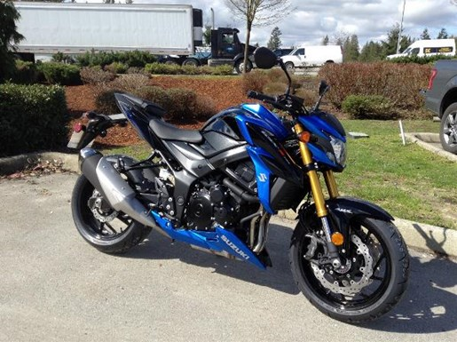suzuki gsx s750 abs 2018 new motorcycle for sale in langley serving greater vancouver british. Black Bedroom Furniture Sets. Home Design Ideas