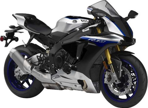 2017 Yamaha YZF-R1M ABS Photo 1 of 4