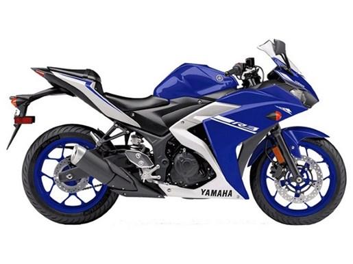 Print listing yamaha yzf r3 2017 new motorcycle for sale for Yamaha r3 mpg