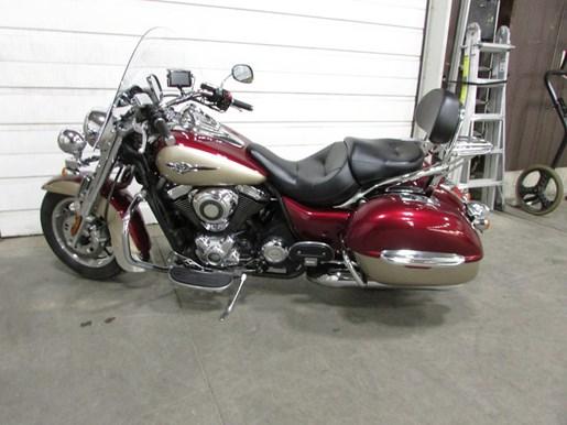2009 Kawasaki Vulcan® 1700 Nomad™ Photo 1 of 4