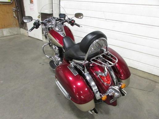 2009 Kawasaki Vulcan® 1700 Nomad™ Photo 2 of 4