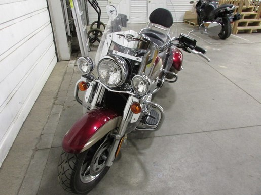 2009 Kawasaki Vulcan® 1700 Nomad™ Photo 3 of 4