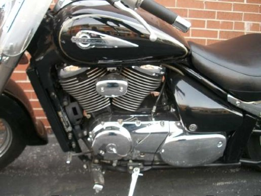 2003 Suzuki Intruder Volusia Photo 4 of 10