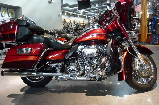 2009 Harley Davidson FLHTCUSE Photo 1 of 2
