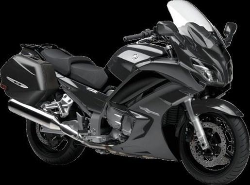 2016 Yamaha FJR1300 Dark Metallic Gray Photo 2 of 4