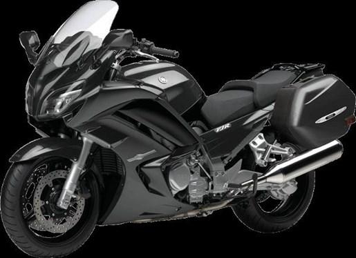 2016 Yamaha FJR1300 Dark Metallic Gray Photo 3 of 4