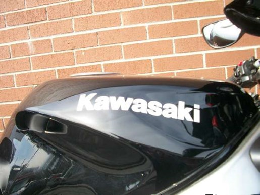 2007 Kawasaki ZZR600 Photo 12 of 16