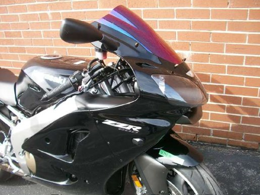 2007 Kawasaki ZZR600 Photo 13 of 16