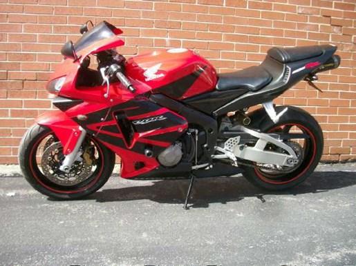 2004 Honda CBR600RR Photo 11 of 18