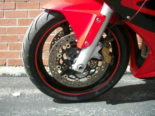 2004 Honda CBR600RR Photo 14 of 18