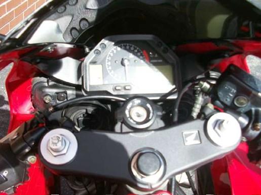 2004 Honda CBR600RR Photo 15 of 18