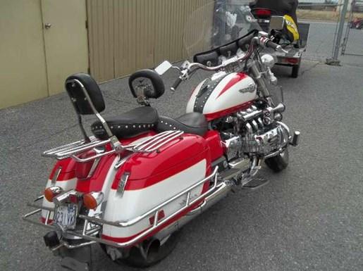1997 Honda Valkyrie Touring. Photo 2 of 3