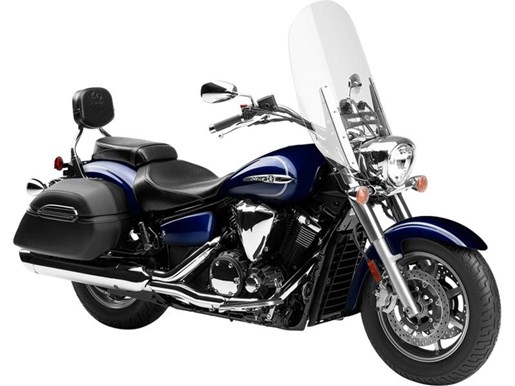 2017 Yamaha V-Star 1300 Tourer Photo 1 of 1