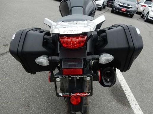 2014 Suzuki V-Strom 1000 ABS SE Photo 7 of 16