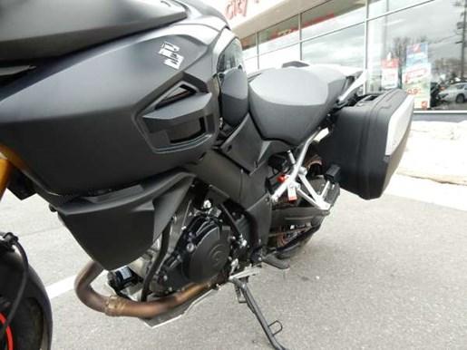 2014 Suzuki V-Strom 1000 ABS SE Photo 10 of 16