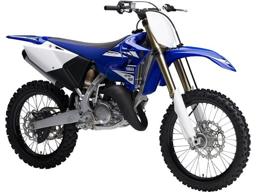 2017 Yamaha YZ125 (2-Stroke) Photo 1 of 1