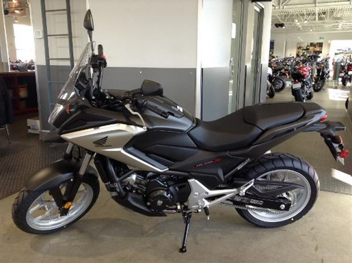 honda nc750x 2017 new motorcycle for sale in langley. Black Bedroom Furniture Sets. Home Design Ideas