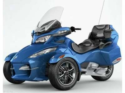 2010 Can-Am Spyder RT-S SM5 Photo 8 of 8