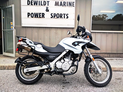 bmw f 650 gs 2006 used motorcycle for sale in innisfil ontario. Black Bedroom Furniture Sets. Home Design Ideas