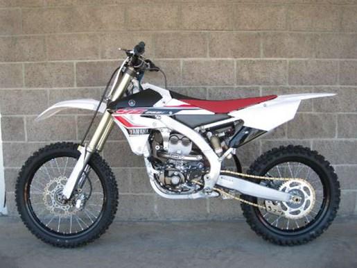 Yamaha yz250f purplish white 2017 new motorcycle for sale for Yamaha yz250f for sale