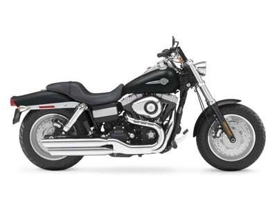 2010 Harley-Davidson Dyna Fat Bob Photo 1 of 1