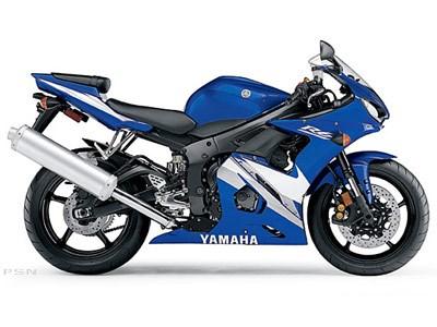 2005 Yamaha YZF-R6 Photo 1 of 1