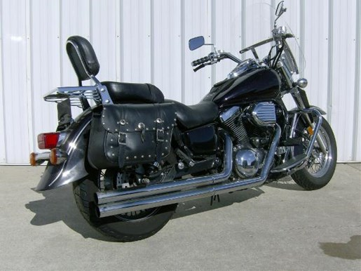 2003 Kawasaki Vulcan 1500 Classic Photo 3 of 4
