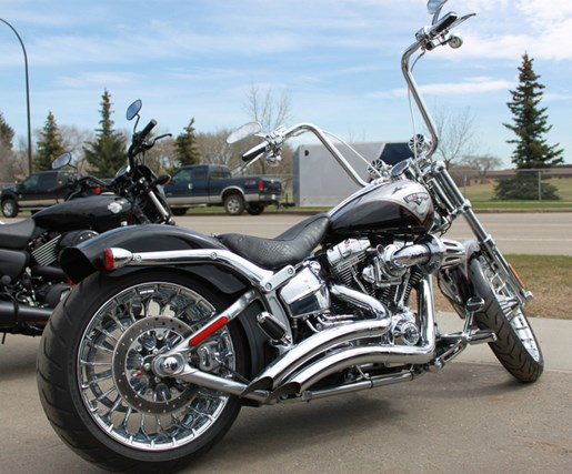 Harley Davidson Breakout For Sale Alberta