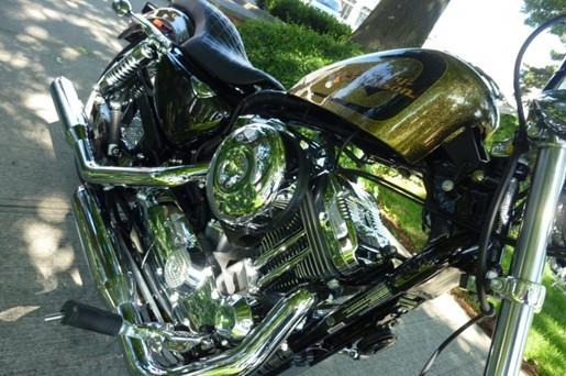 2013 Harley Davidson XL1200V Sportster 72 Photo 3 of 4