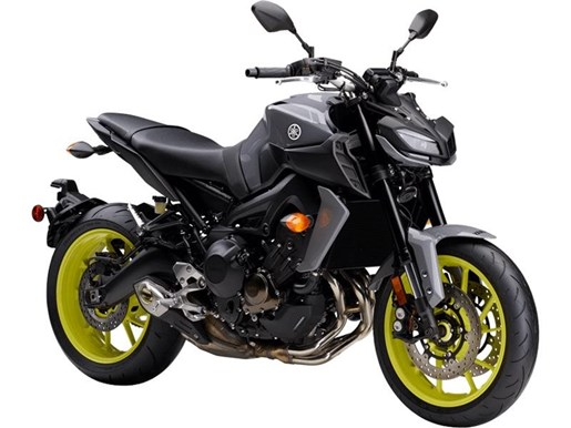 yamaha fz 09 abs bluish grey 2017 new motorcycle for sale in mount pearl newfoundland and. Black Bedroom Furniture Sets. Home Design Ideas