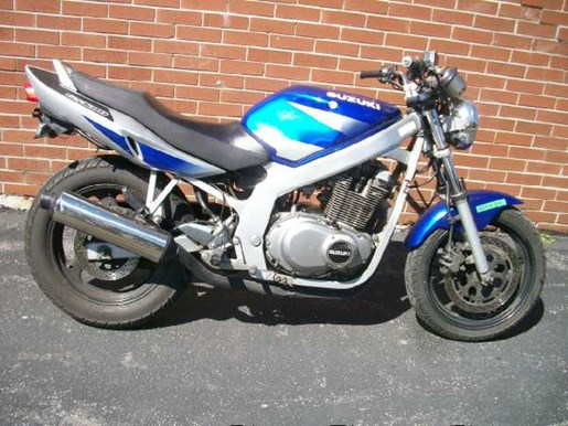 suzuki gs500 2002 used motorcycle for sale in toronto ontario. Black Bedroom Furniture Sets. Home Design Ideas