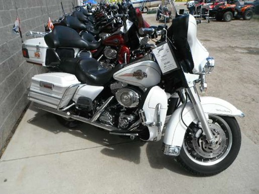 2007 Harley-Davidson Ultra Classic Electra Glide Photo 1 of 3