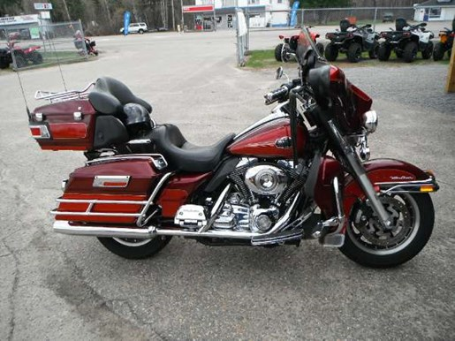 2008 Harley-Davidson Ultra Classic Electra Glide Photo 1 of 3