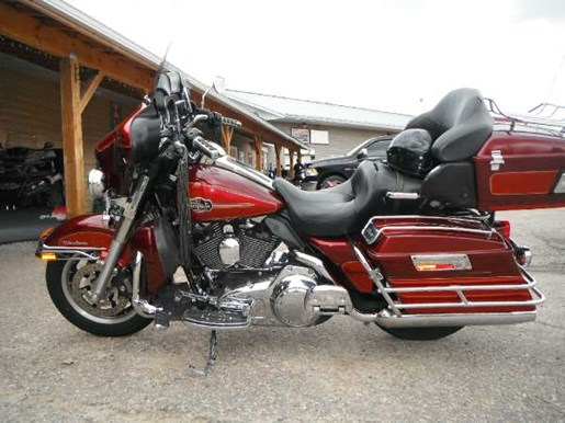 2008 Harley-Davidson Ultra Classic Electra Glide Photo 2 of 3