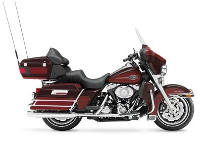 2008 Harley-Davidson Ultra Classic Electra Glide Photo 3 of 3
