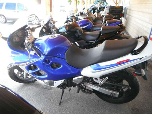 2006 Suzuki Katana 600 Photo 3 of 4