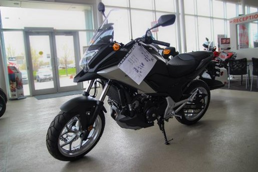 2017 Honda NC750X Photo 1 of 2