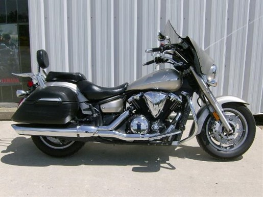2008 Yamaha V-Star 1300 Tourer Photo 1 sur 4