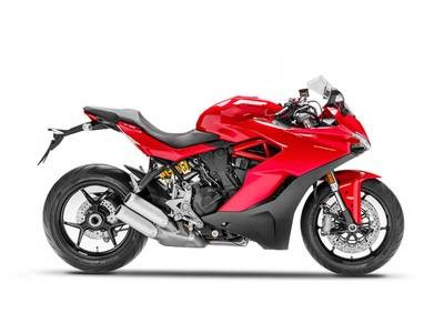 2017 Ducati SuperSport Photo 1 of 1
