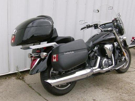 2010 Yamaha V-Star 1300 Photo 3 of 4