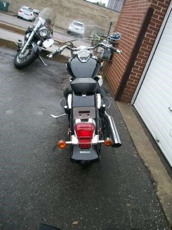 2005 Suzuki Boulevard C50 Black Photo 7 of 8