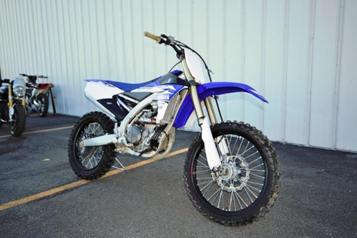 Yamaha yz 450 f 2017 used motorcycle for sale in st for Yamaha 450 for sale
