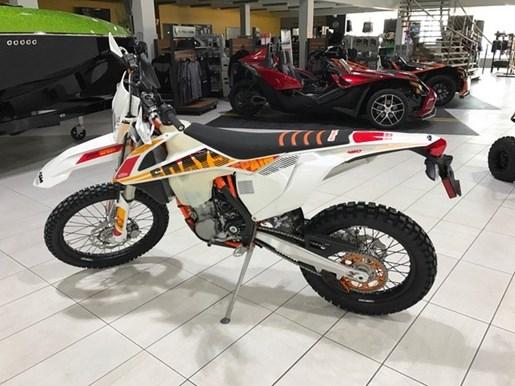 ktm 450 exc f six days 2017 new motorcycle for sale in st mathias quebec. Black Bedroom Furniture Sets. Home Design Ideas