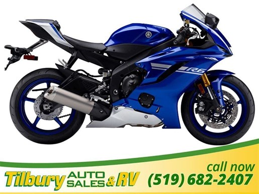 2017 Yamaha YZF-R6 ABS Photo 4 of 4