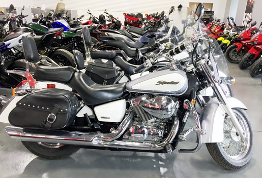 2006 Honda Shadow® Aero Photo 1 sur 5