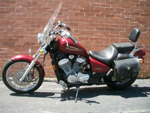 2001 Honda Shadow VLX Deluxe Photo 18 of 27