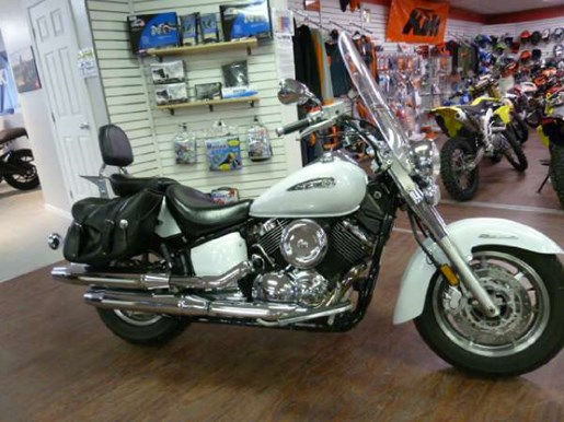 2008 Yamaha V-Star 1100 Classic Photo 1 of 5