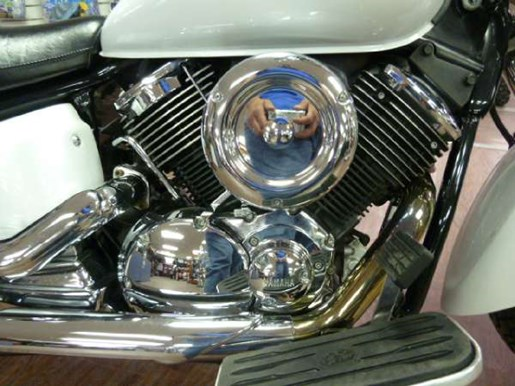 2008 Yamaha V-Star 1100 Classic Photo 3 of 5