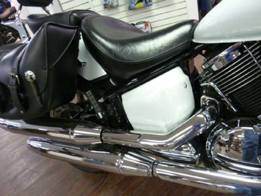 2008 Yamaha V-Star 1100 Classic Photo 4 of 5